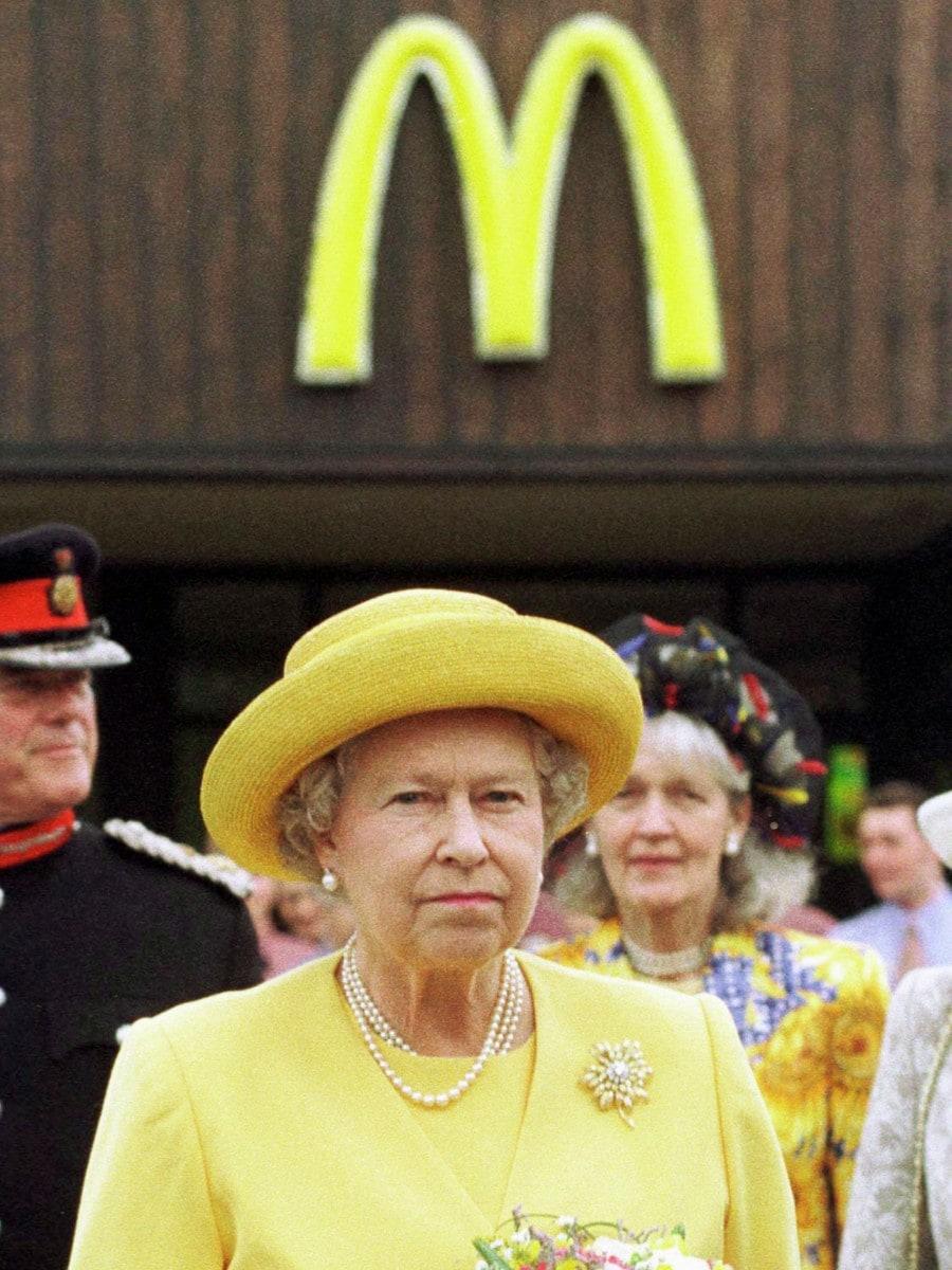 regina mcdonald's