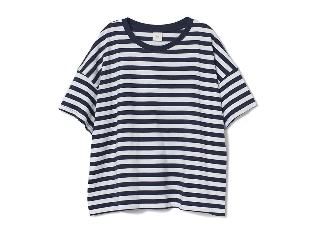 t-shirt-a-righe-hm