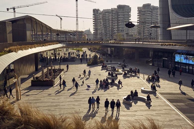 Vista sul domani di Milano, la città italiana che vive in anticipo le tendenze globali