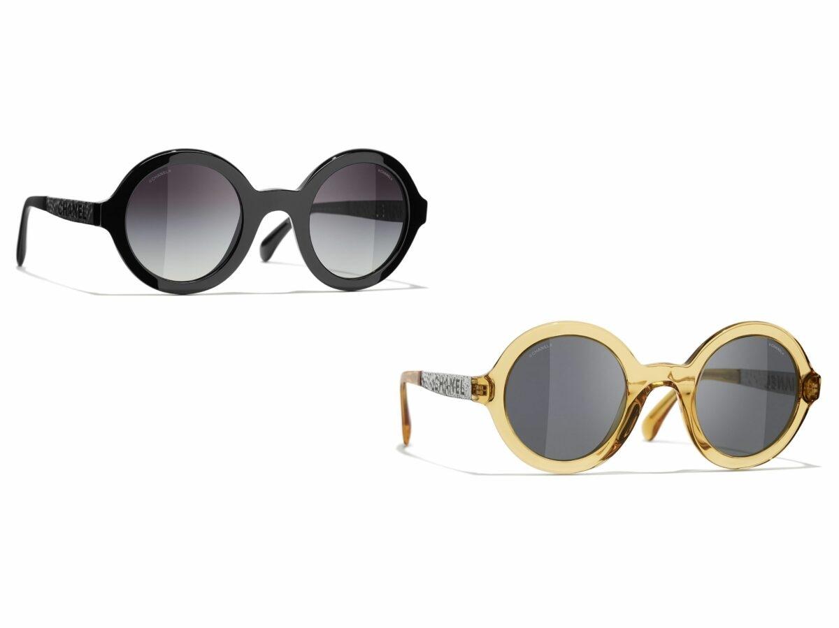 Chanel occhiali sole 2021 (3)