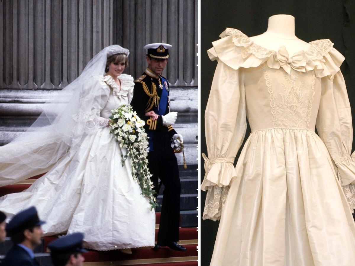 Diana vestito da sposa