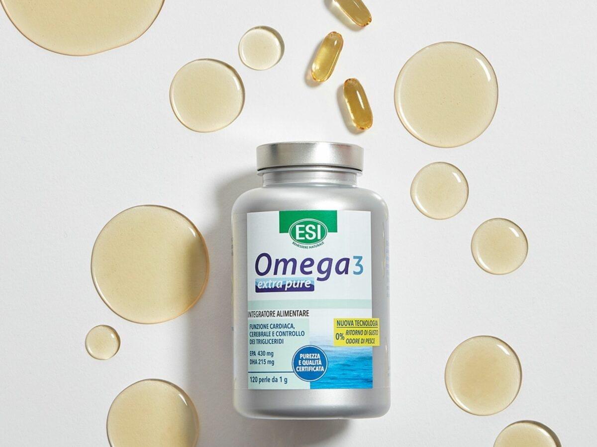 ESI omega 3 11