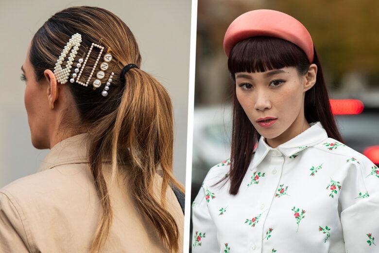 """Headband, scrunchie & co.: accessori per capelli da """"OMG!"""" assicurato"""