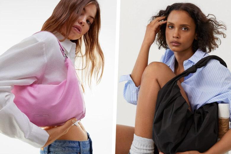 Mai più senza borse in nylon! Ecco i modelli must della primavera 2021