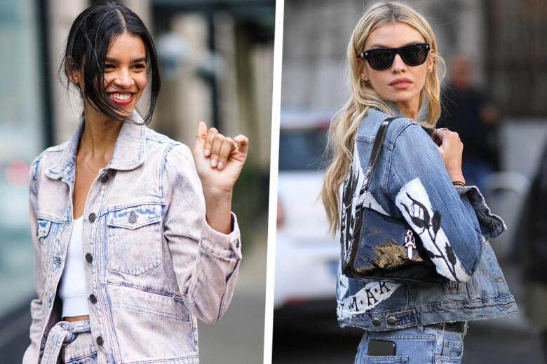 E se vi dicessimo che avete bisogno di una nuova giacca di jeans?