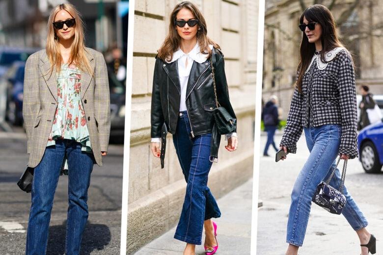 Come abbinare i jeans con stile: 6 outfit di tendenza per la primavera