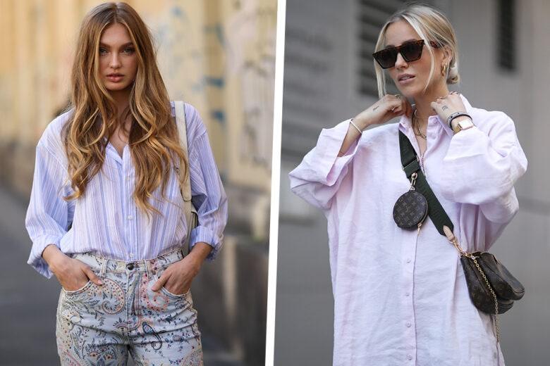 La camicia? Questa primavera è bold e genderless: eccola in 5 look!