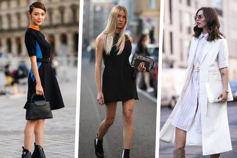 Abiti + stivaletti: la combo perfetta in 5 look da indossare in primavera!