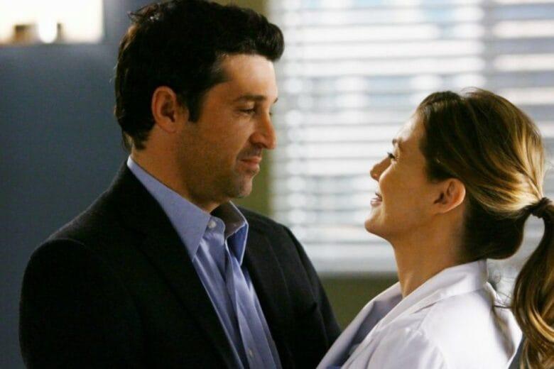 Patrick Dempsey torna nei panni di Derek per dare il giusto finale alla storia con Meredith