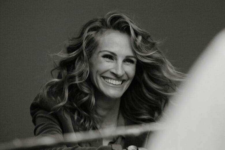 """Happy Talk"" con Julia Roberts: dietro le quinte della nuova campagna Happy Diamonds di Chopard"