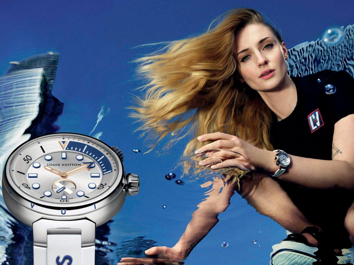 Louis Vuitton Tambour Street Diver