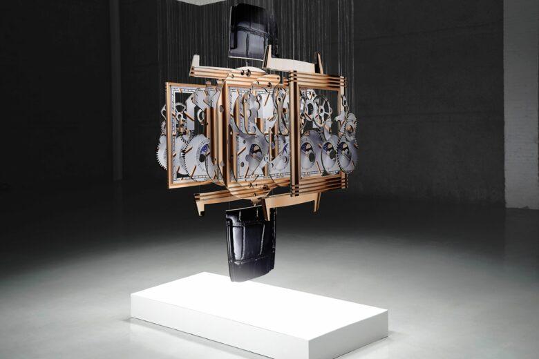 """Ecco """"Spacetime"""", la nuova installazione dell'artista Michael Murphy per Jaeger-LeCoultre"""