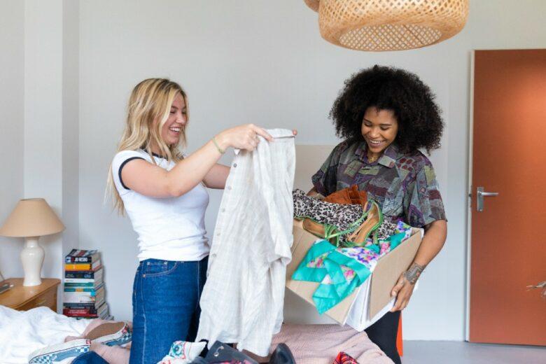 Ordine, pulizia e decluttering dell'armadio: con i consigli dell'esperta è molto più facile
