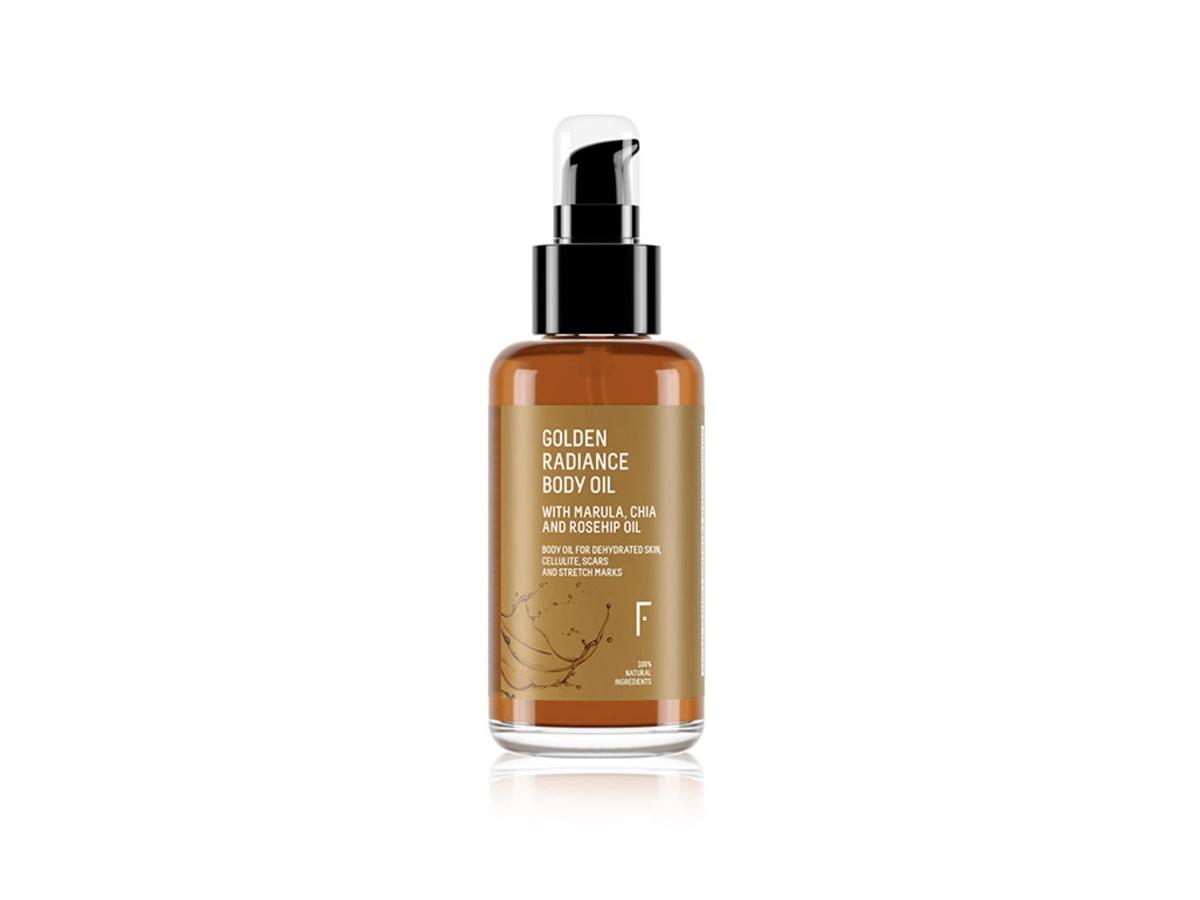 freshly-Golden Radiance Body Oil