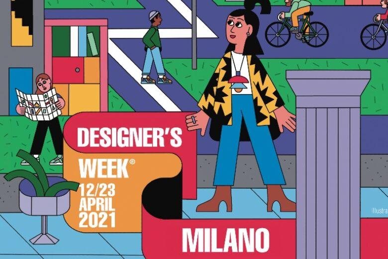 Interni presenta la Designer's Week edizione 2021