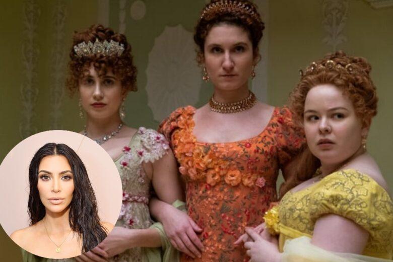 C'è un personaggio di Bridgerton ispirato a Kim Kardashian: ecco quale