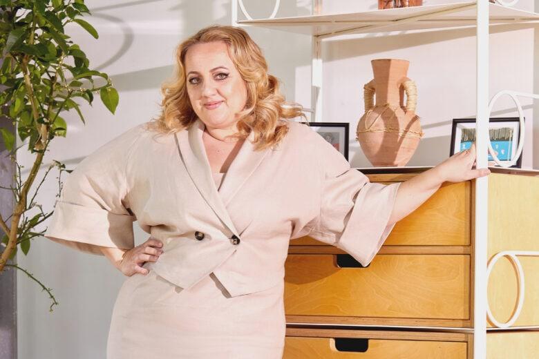 L'eleganza non è questione di taglia: la nuova collezione di Marina Rinaldi interpretata da Lady Violante