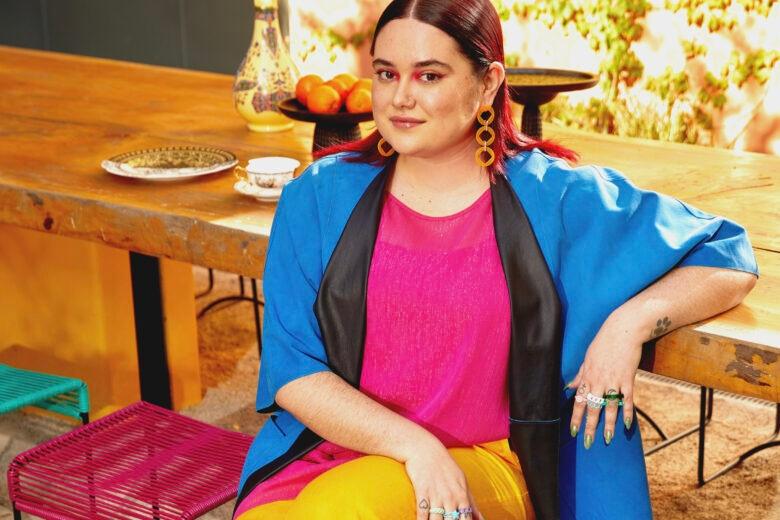 Ogni corpo è unico: la nuova collezione di Marina Rinaldi interpretata da Muriel