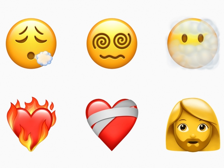 nuove emoticon apple
