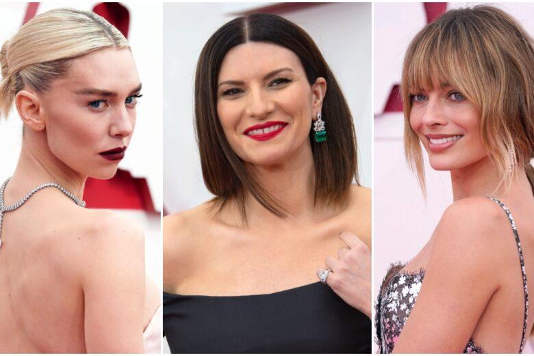 Oscar 2021 beauty look: i più belli delle star sul red carpet