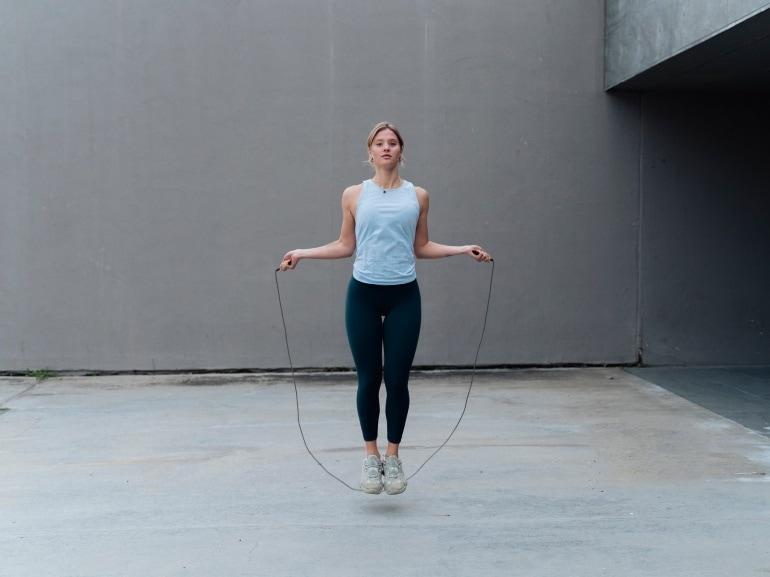 saltare la corda