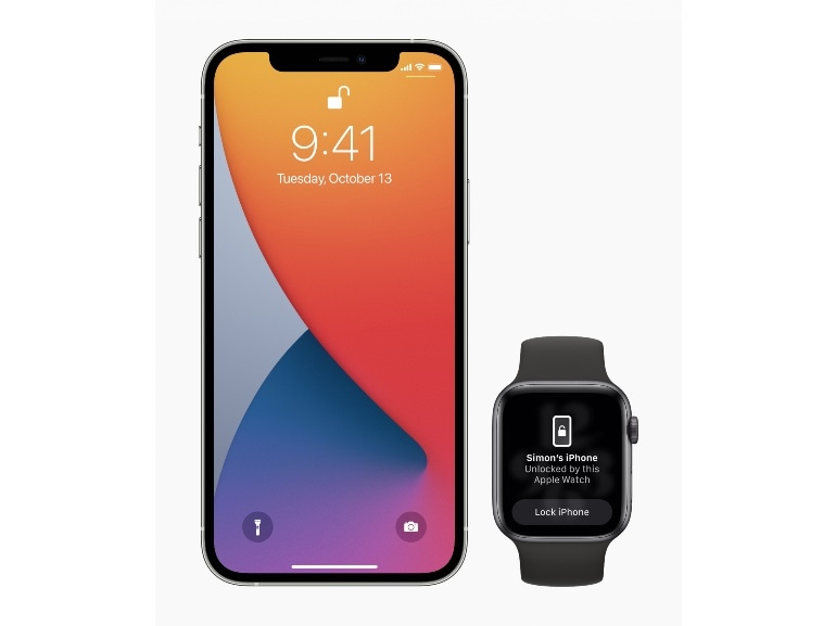 sbloccare iPhone con Apple Watch