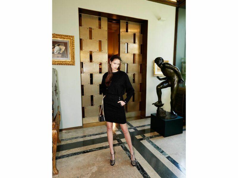 servizio moda numero design Villa Necchi 11