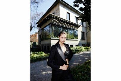 servizio moda numero design Villa Necchi 15