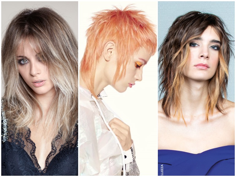 tagli capelli scalati 2021 corti lunghi medi cover mobile