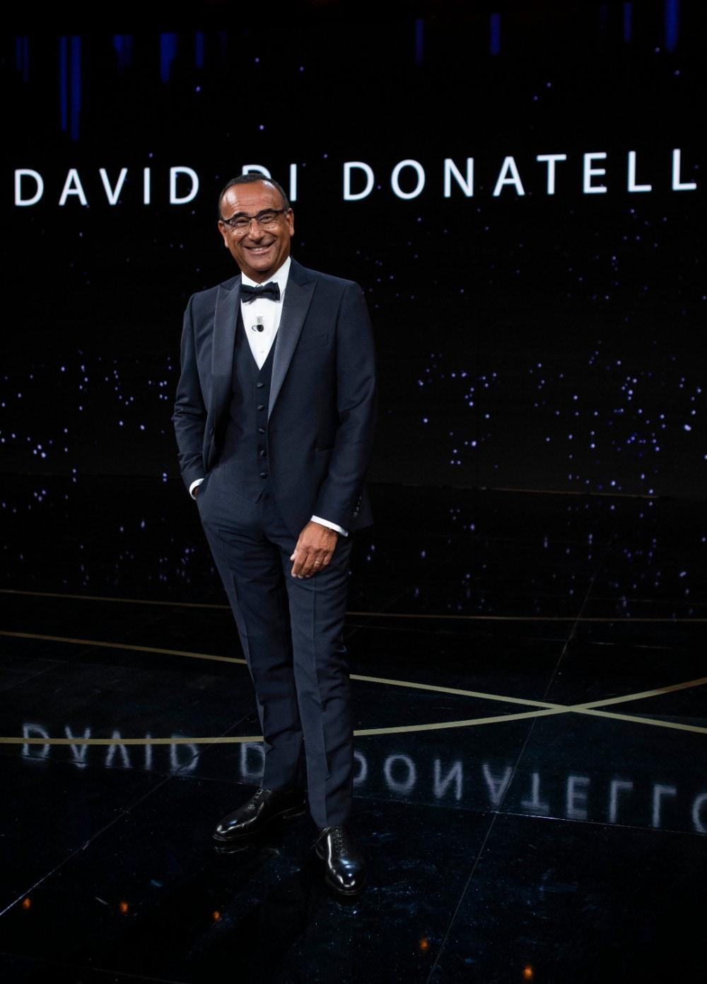 Carlo Conti_David di Donatello 2021 ok