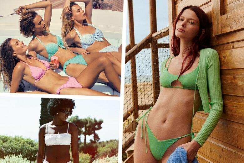 Un bikini tira l'altro, vero? Ecco i modelli che amerete alla follia quest'estate!