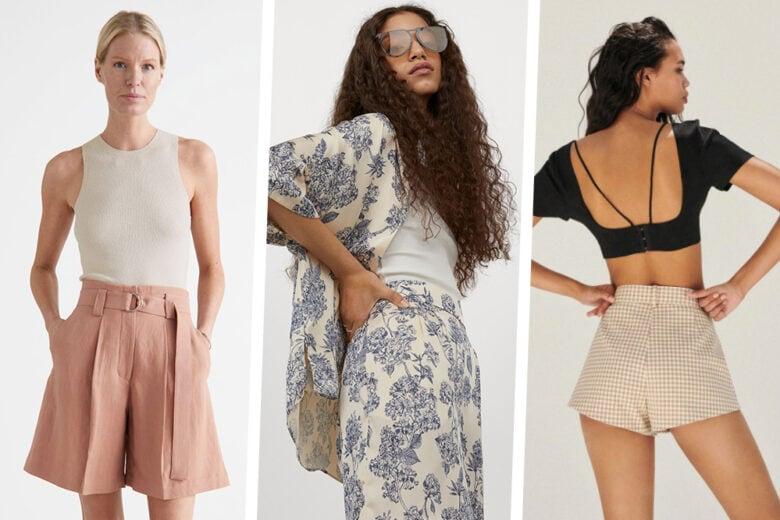 Shorts mon amour: i modelli per l'estate 2021