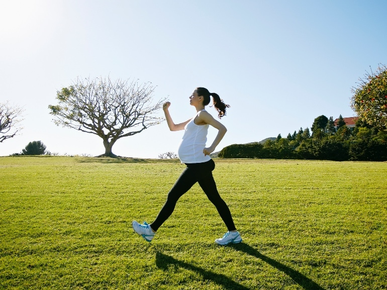 GettyImages-sport gravidanza