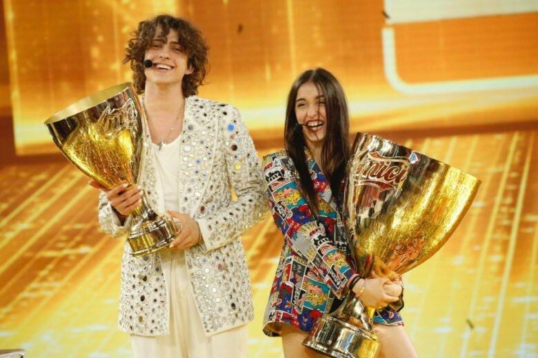 Giulia Stabile: «Guardatemi, ho vinto io»