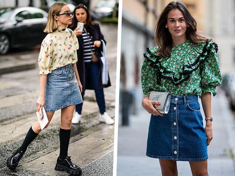 MOBILE_gonna di jeans idee look abbinamenti