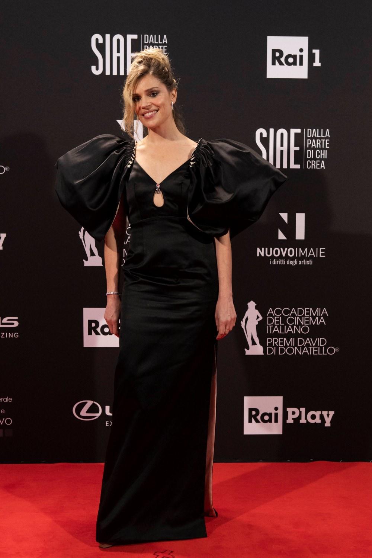 Micaela Ramazzotti in Gucci