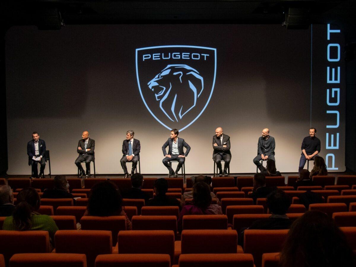 Peugeot panel brand