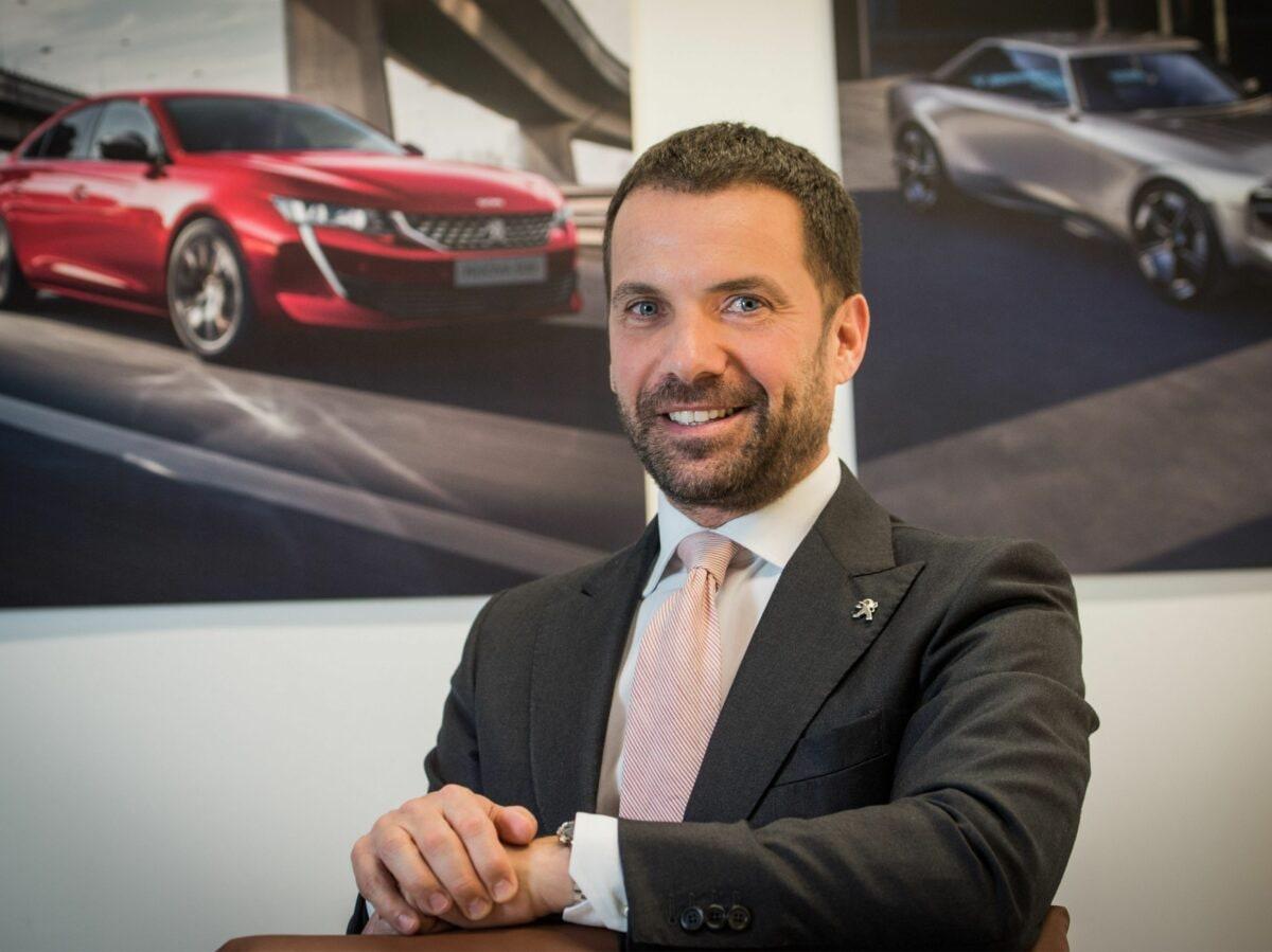 Salvatore Internullo Peugeot