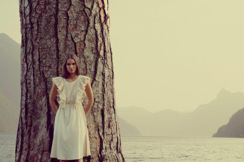"""""""Un'aria romantica"""": il servizio moda sul nuovo numero di Grazia"""