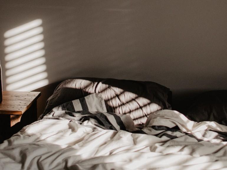camera da letto luce