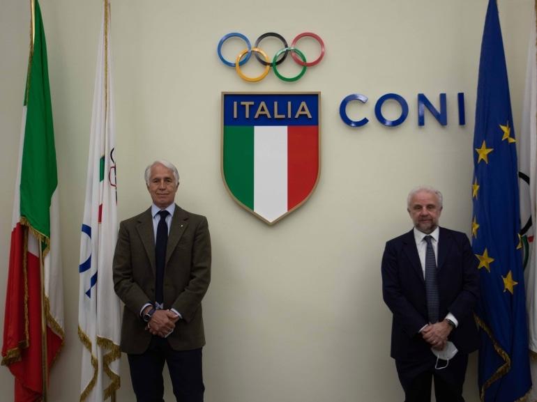 coni_Giovanni Malago_Claudio De Conto_2