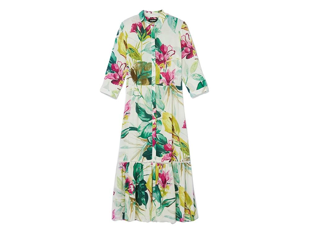 desigual-vestito-lungo-chemisier-a-stampa-floreale