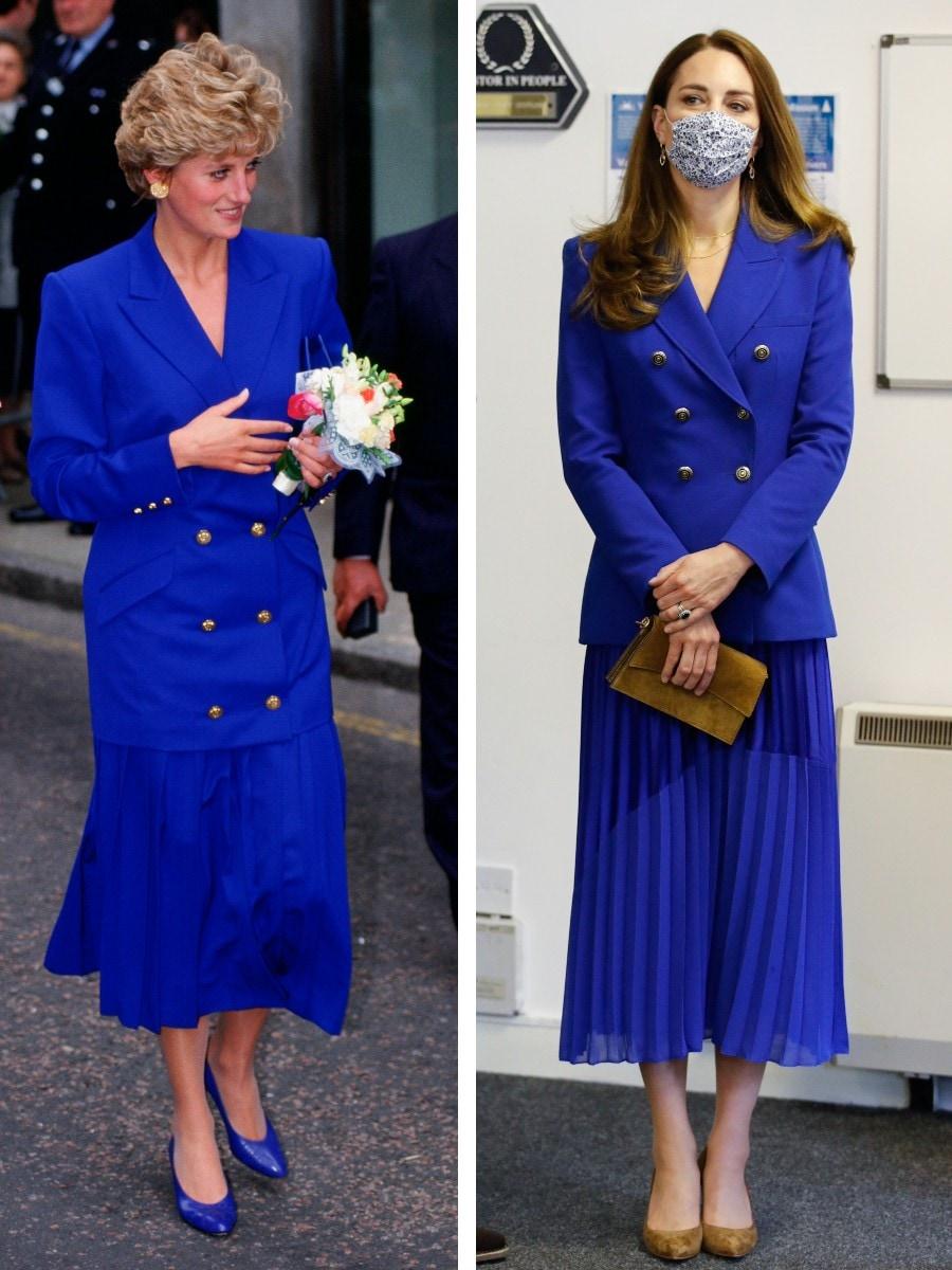 diana kate abito blu