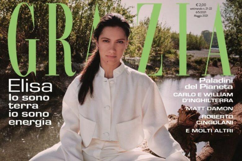 """Leggi gratis il numero speciale di Grazia """"A tutta natura"""""""