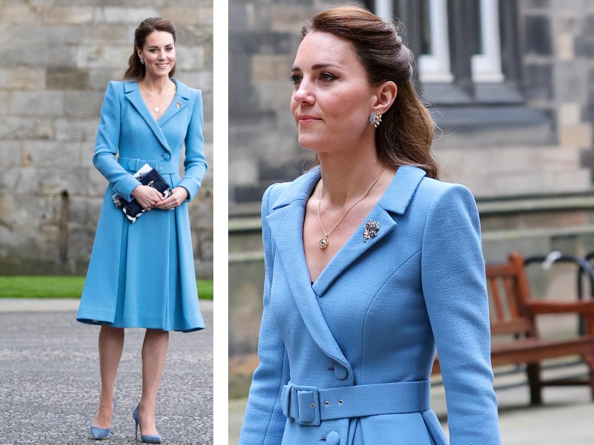 kate coat dress