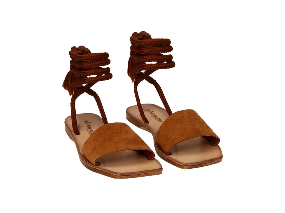 primadonna-collection-sandali-bassi-camoscio