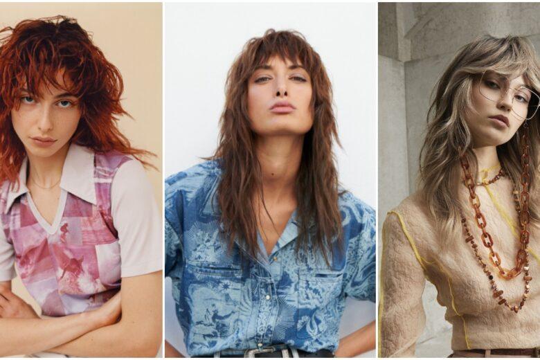 Shullet: il nuovo taglio di capelli scalato, corto sopra e lungo sotto, da provare nel 2021