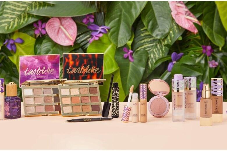 Tarte Cosmetics da Sephora Italia per un make up che abbatte i confini della bellezza