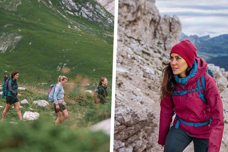 Trekking e hiking d'estate: ecco come vestirsi!