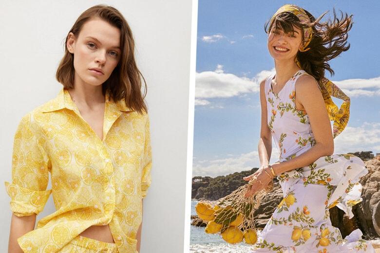 """La moda """"tutti frutti"""" è (ancora una volta) il trend più goloso e colorato dell'estate!"""
